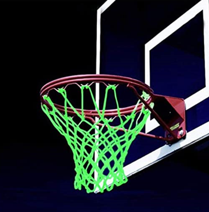 You Can Get a Glow-in-the-Dark Basketball Net and I Need One