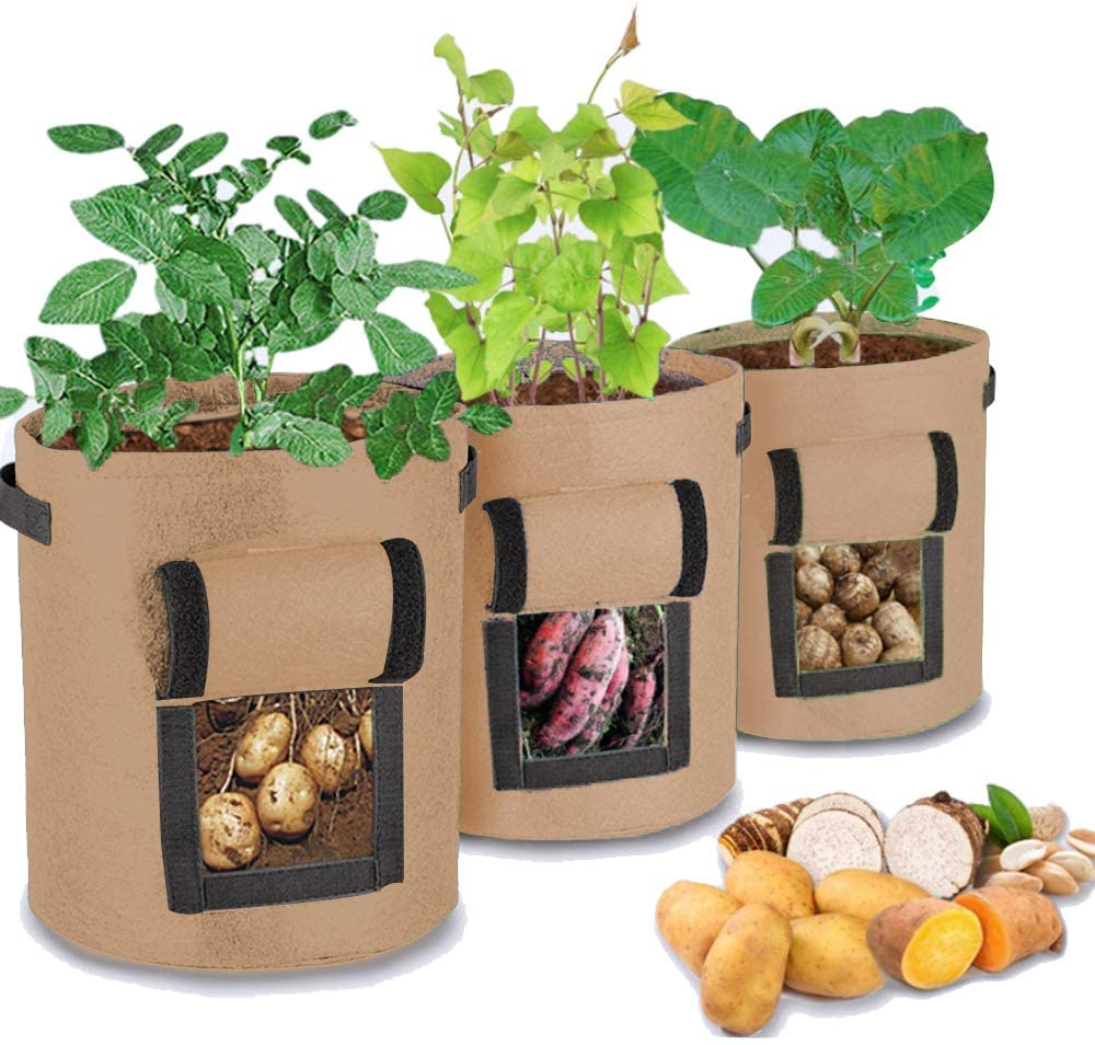Grow bag for potatoes or other root vegetables