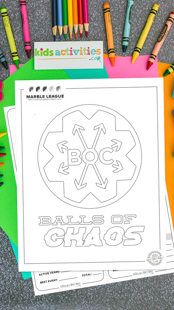 Balls of Chaos Marble League 2020