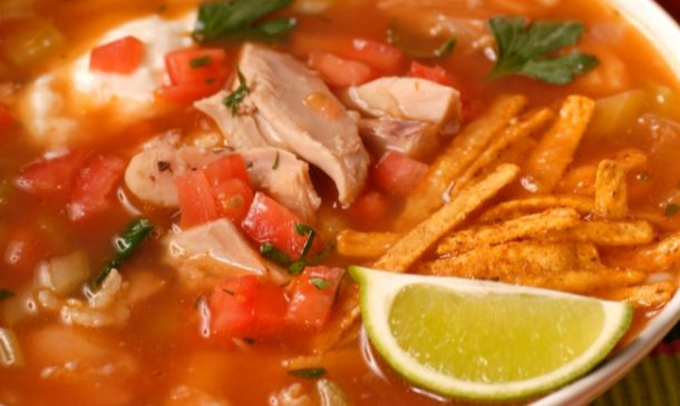 Easy Chicken Tortilla Recipe