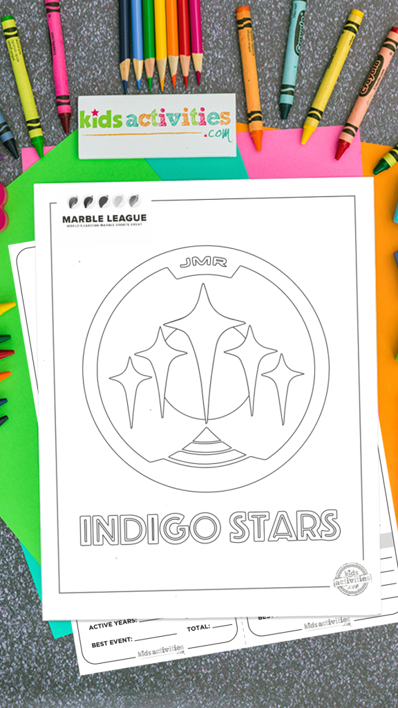 Indigo Stars 2020 Marble League