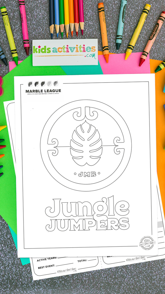 Jungle Jumpers Marble League 2020