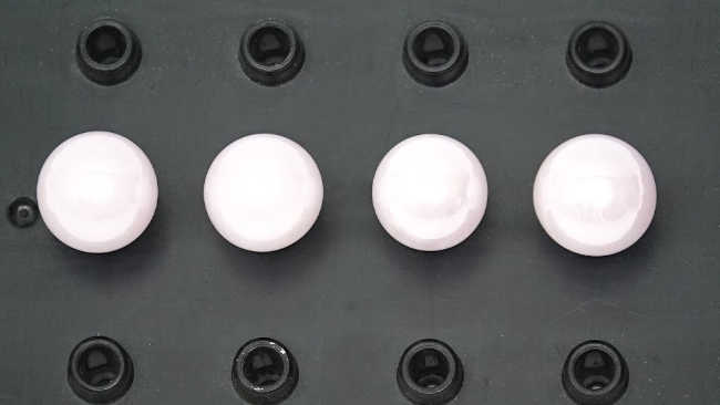 Pinkies Marble League marbles(1)