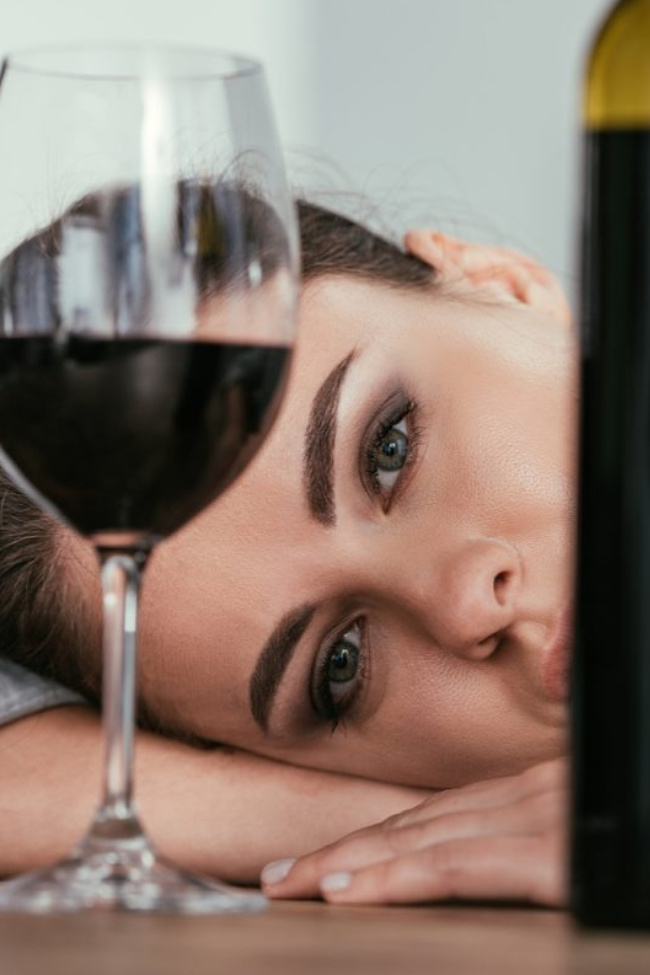 The Problem with 2 Glasses of Wine a Night