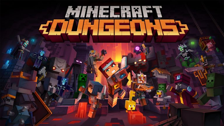 The New Minecraft Dungeons Game Just Released And Your Kids Are Going To Love Playing It