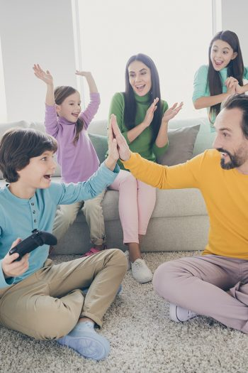 fun online games to play with your kids