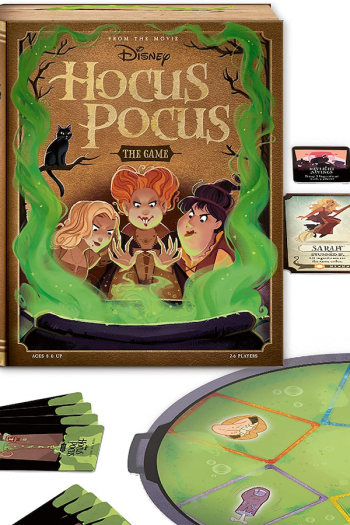 Disney's Hocus Pocus Board Game