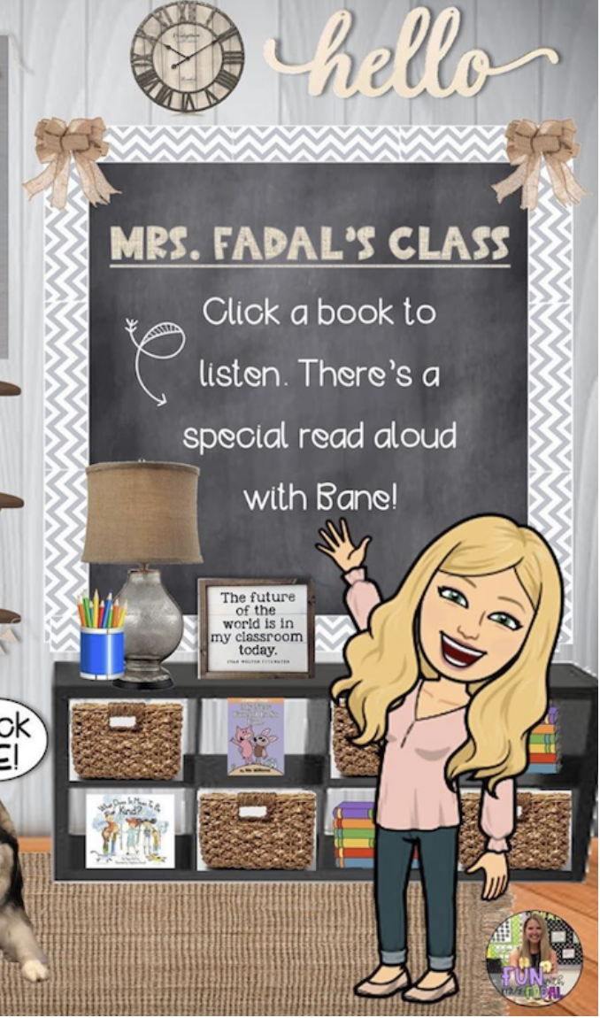 Teachers Are Creating Their Own Avatar Classrooms for Virtual Learning and They Are So Cute