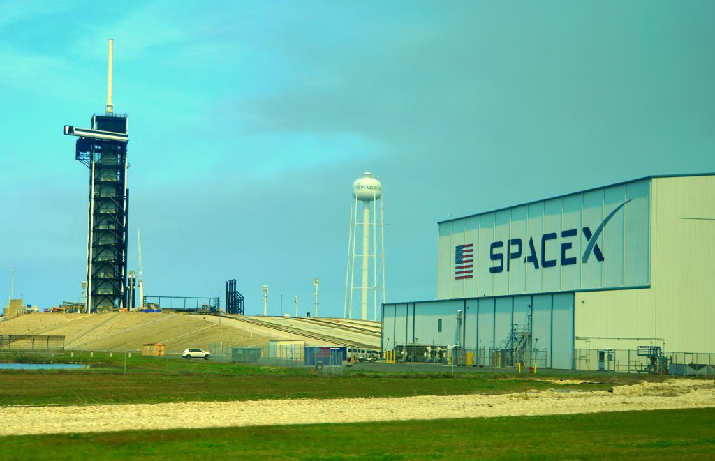 SpaceX Commercial Crew