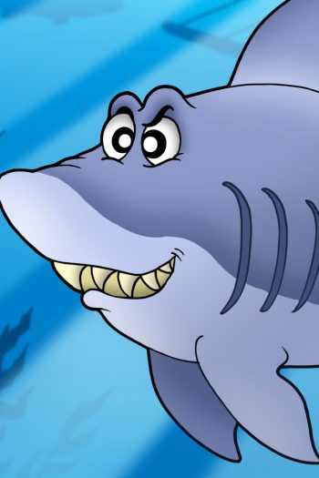 Easy Baby Shark Printables Are Great For Children Learning to Draw!