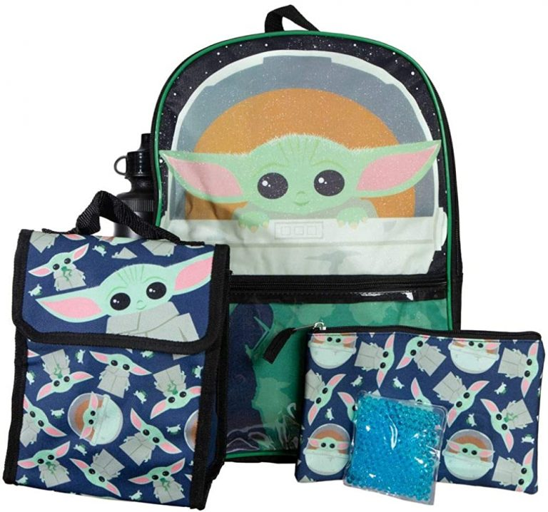 You Can Get a Baby Yoda Backpack For Your Kids and It Is The Cutest