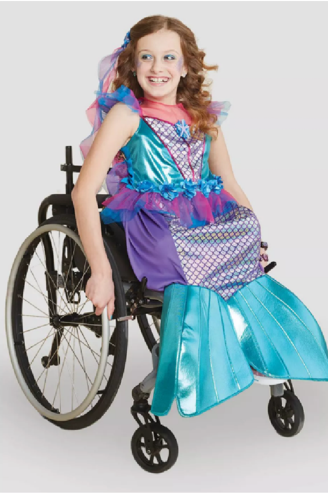 Target Has Released Halloween Costumes For Kids and Adults In Wheelchairs