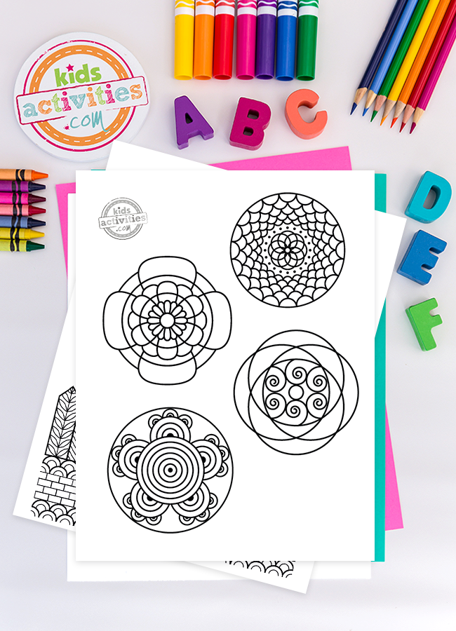 coloring pictures for kids
