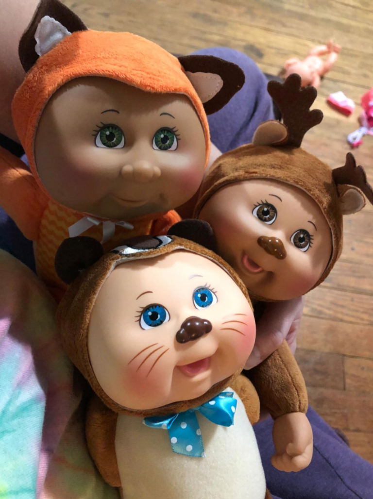 Amazon Is Selling Cabbage Patch Kids Sets For Under $25