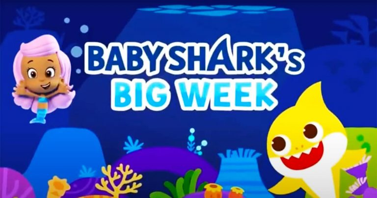 Nick Jr. Is Hosting Baby Shark Week For Shark-Filled Fun For Your Little Ones