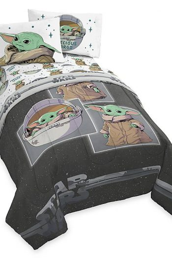 Baby Yoda Bedding Set