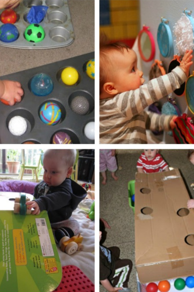 Keep Baby Stimulated With 30+ Busy Activities for 1 Year Olds