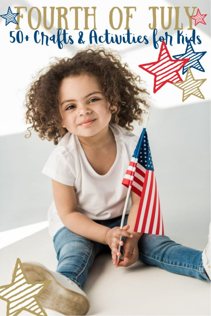 4th of july crafts and activities for kids - over 50 fourth ideas