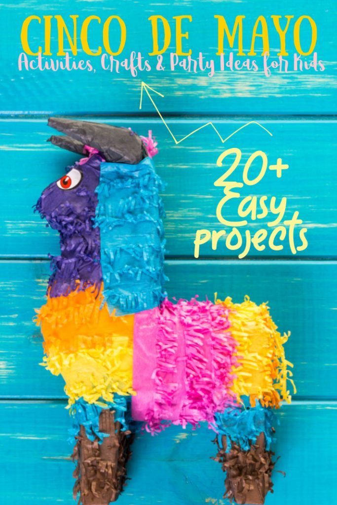 Cinco de Mayo activities crafts party ideas for kids