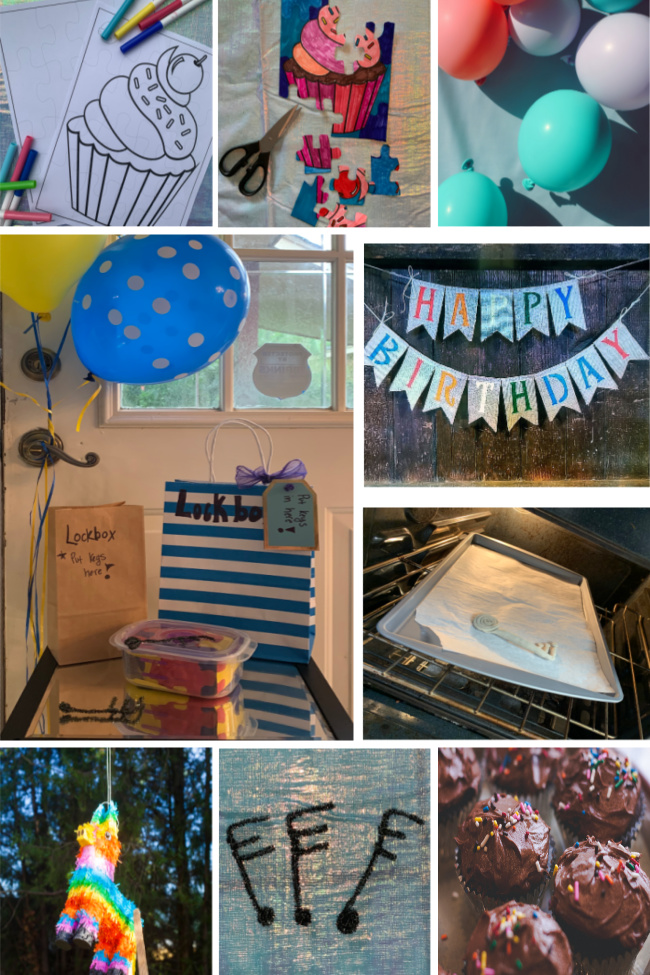 Diy Escape Room For Kids Birthday Party Edition