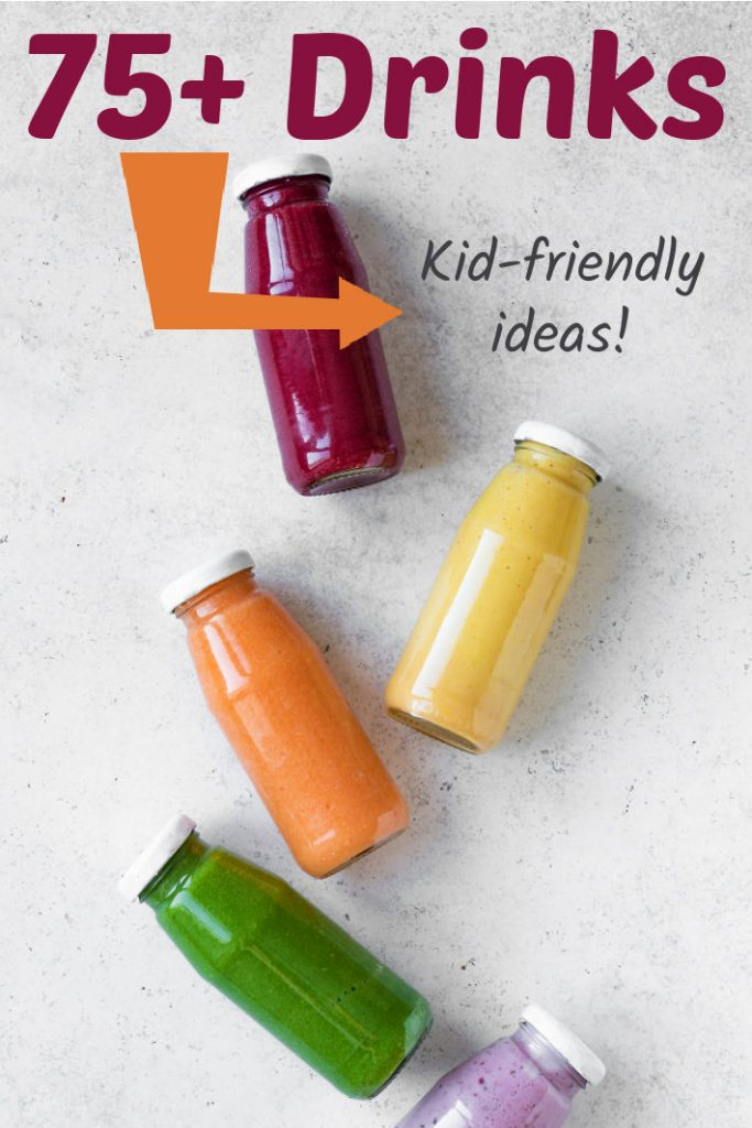 Drink ideas for kids - Kids Activities Blog