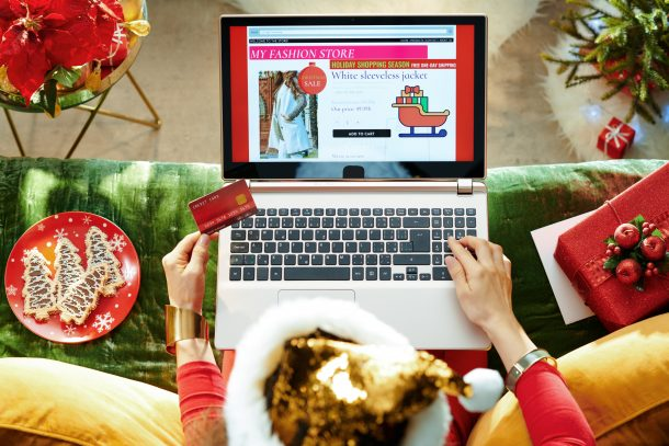 Due to the pandemic, many will be doing their Holiday Shopping and Christmas shopping during this holiday shopping season online.