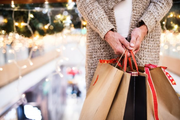 Shop until you drop during this holiday shopping season since many stores will be doing early sales for 10/10.