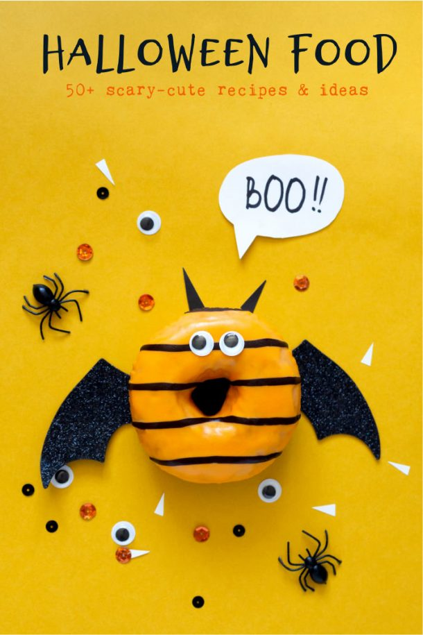 Halloween food - recipes and ideas from Kids Activities Blog