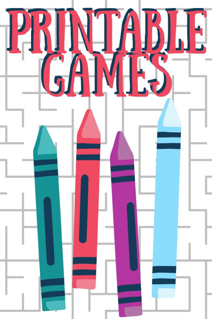 30+ Fun & Free Printable Coloring Games For Kids Kids Activities Blog