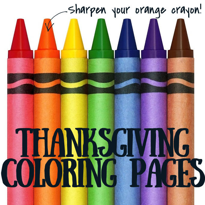 Thanksgiving coloring pages g