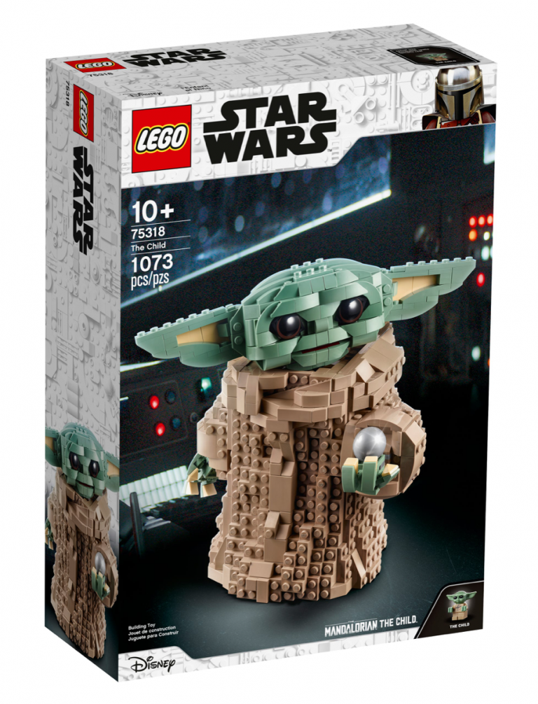 You Can Now Get A Baby Yoda LEGO Set and I Need One
