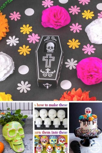Dia De Los Muertos History, Traditions, Recipes, Crafts & More