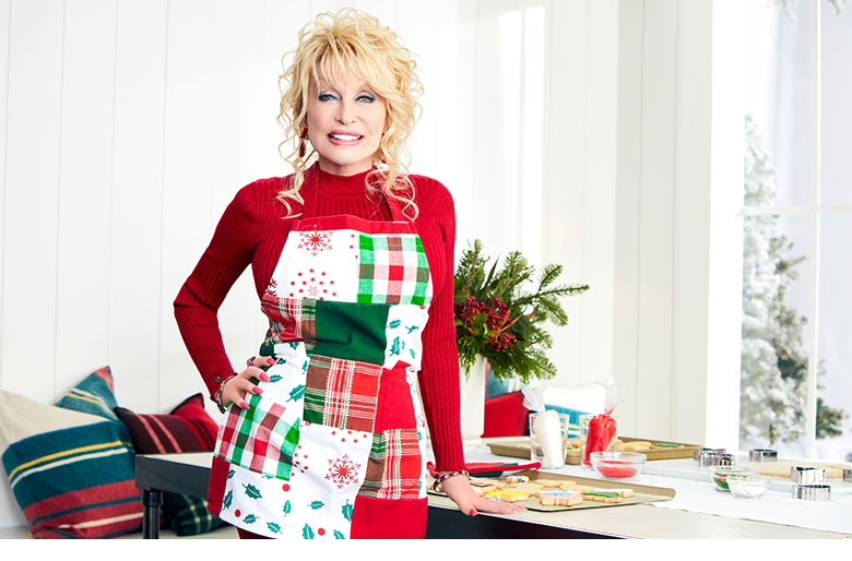 Williams-Sonoma is Selling a Dolly Parton Holiday Collection