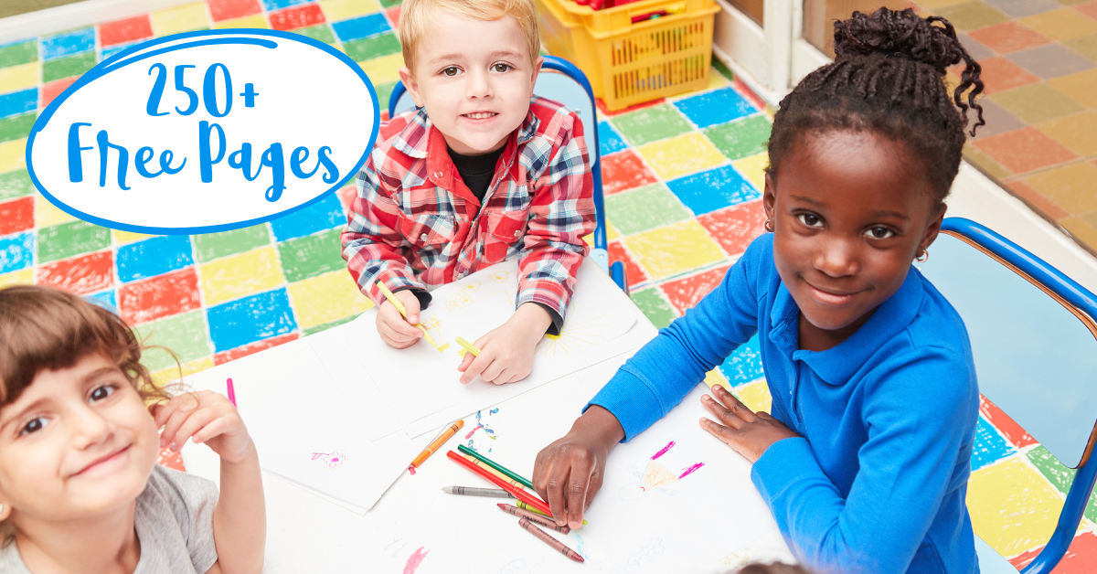 250 Free Original Coloring Pages For Kids Adults Kids Activities Blog