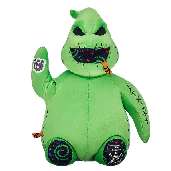 You Can Get Oogie Boogie and Zero Build-A-Bears and I Need Them