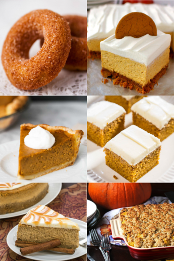 pumpkin dessert recipes (1)