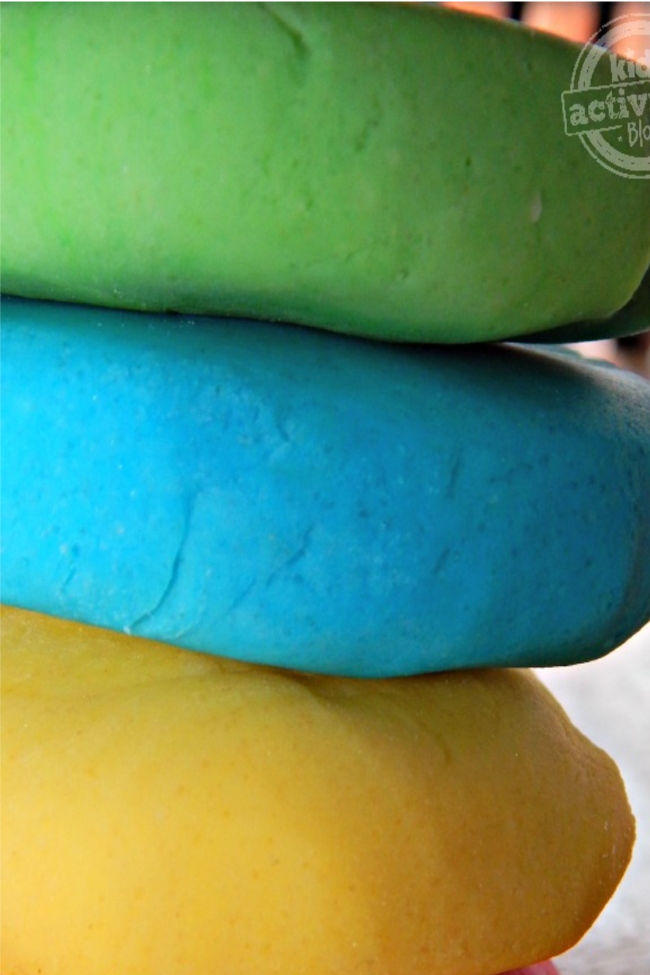 the best playdough recipe ever