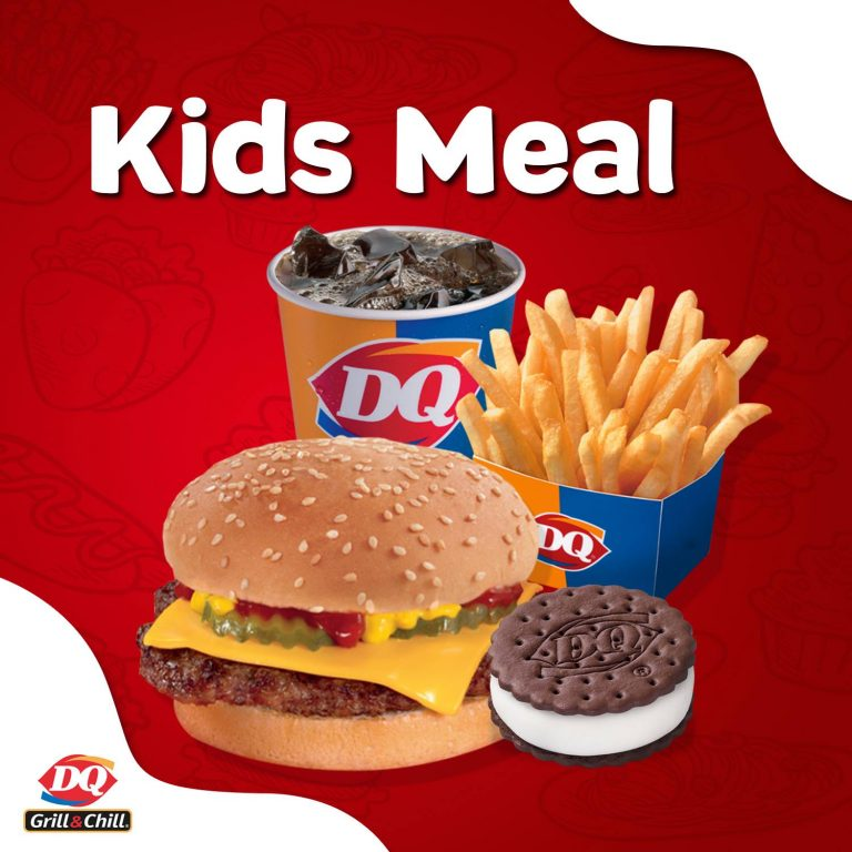 Dairy Queen Is Offering $1.99 Kids Meals This Halloween and We Are So There