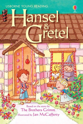 This version of Hansel and Gretel is a great addition to any child's bookshelf, especially those building confidence in their reading skills!
