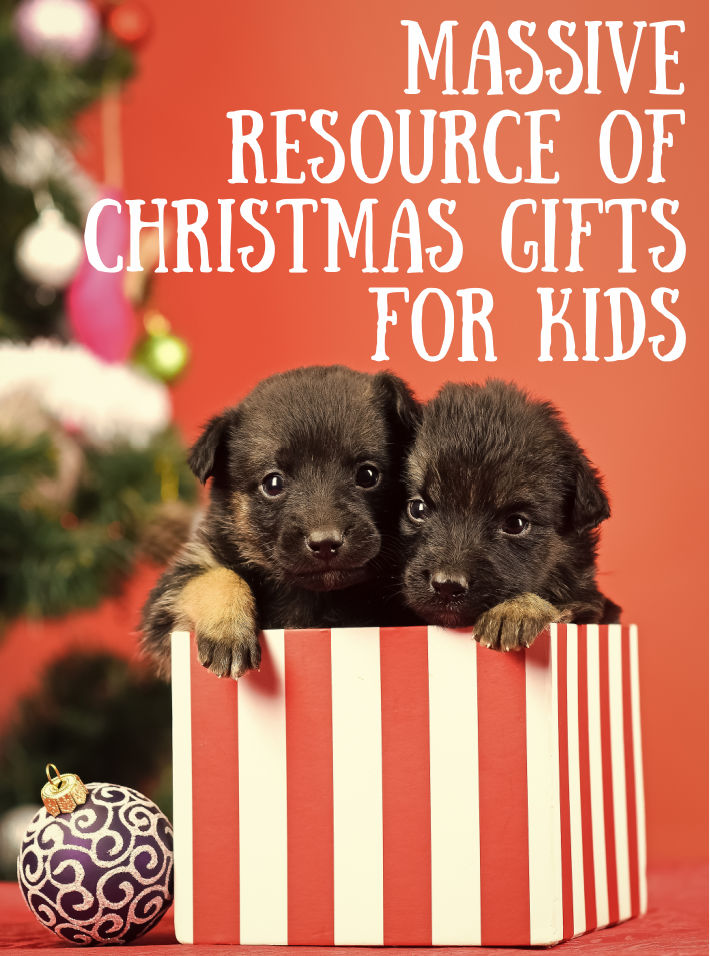 Christmas gifts for kids - diy presents best ideas - Kids Activities Blog