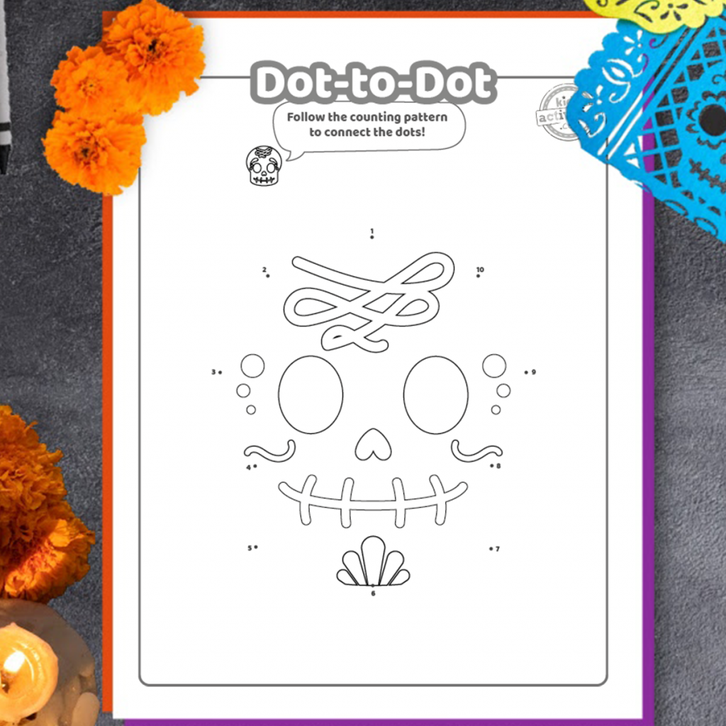 connect the dots worksheet
