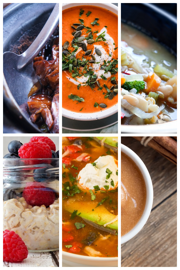 20 Delicious Fall Slow Cooker Recipes the Entire Family Will Love