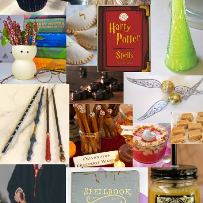 Enchanting Harry Potter Party Ideas For The Most Magical Birthday