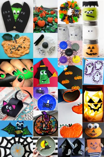 30 Spooktacular Halloween Craft Ideas For Kids