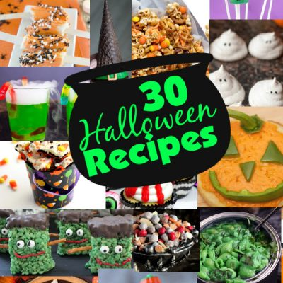 30 Frighteningly Delicious Halloween Recipes