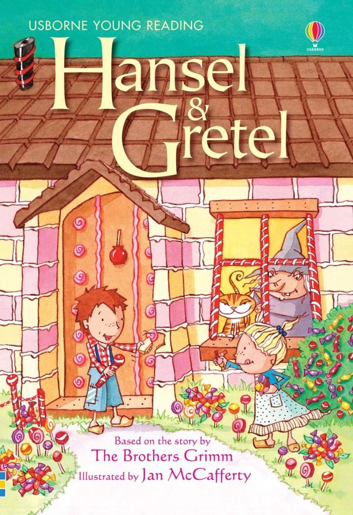 This version of Hansel and Gretel is a great addition to any child's bookshelf, espcially those building confidence in their reading skills!