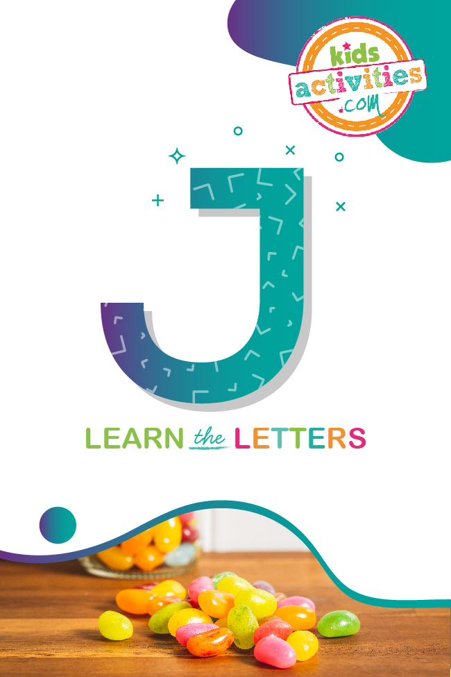 Learn the letter J with Kids Activities Blog