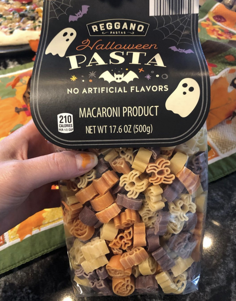 Aldi is Selling Halloween Pasta and It's Just Boo-tiful