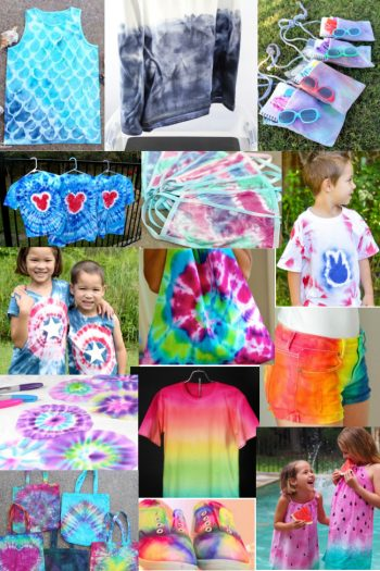 Tie-Dye Designs You'll Love