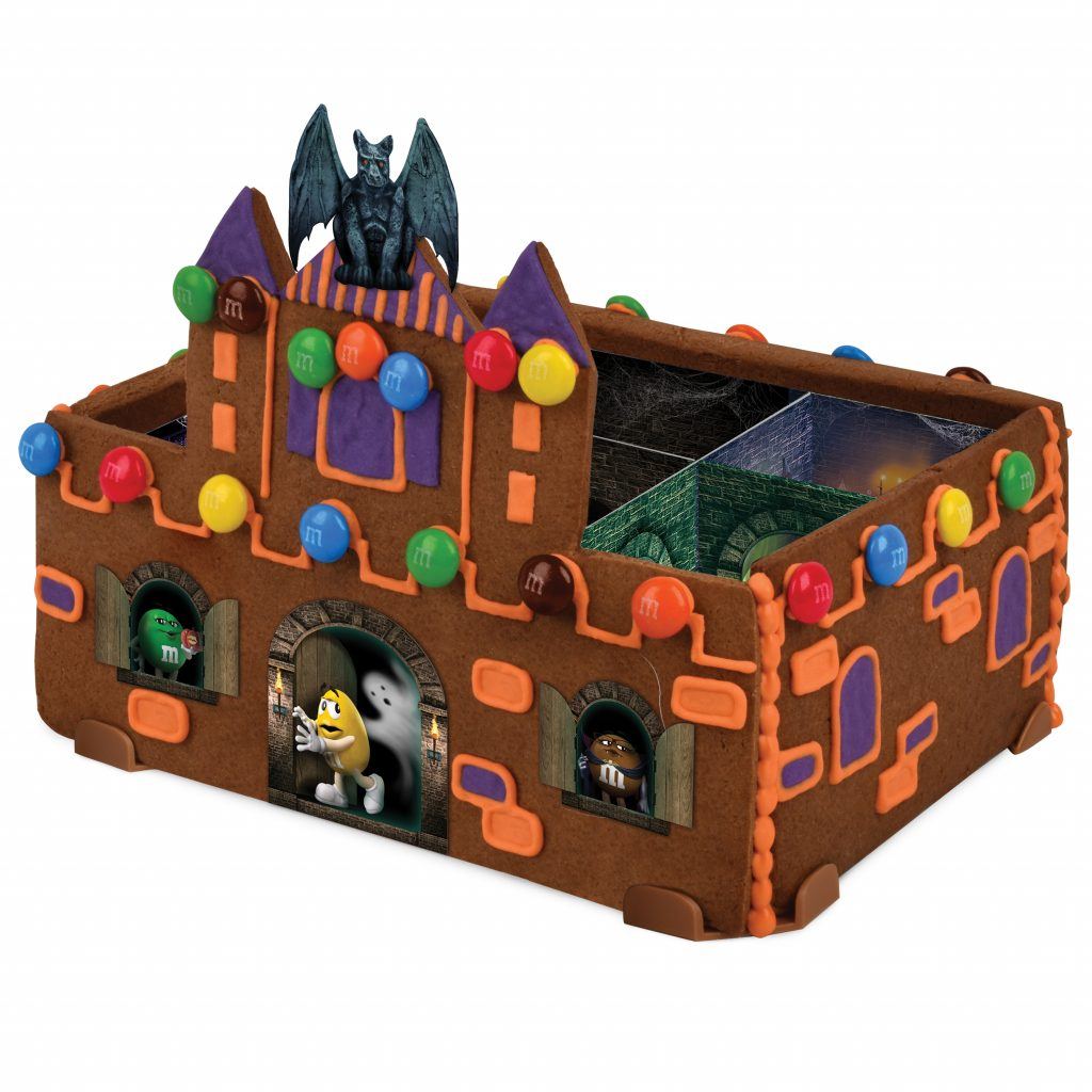 M&M's Haunted Castle Cookie Kit